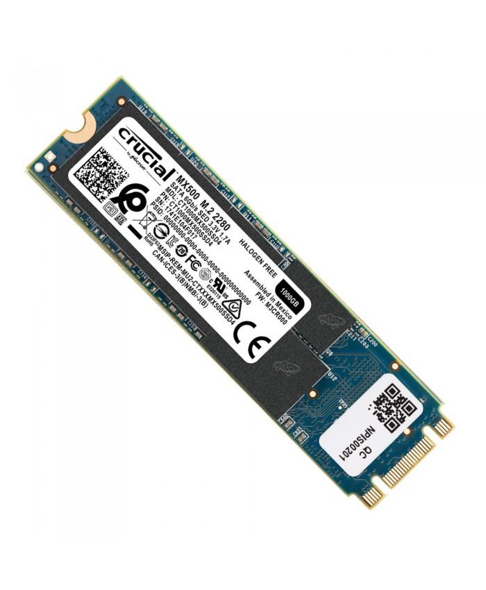 CRUCIAL SSD 1TB M.2 (MX500)