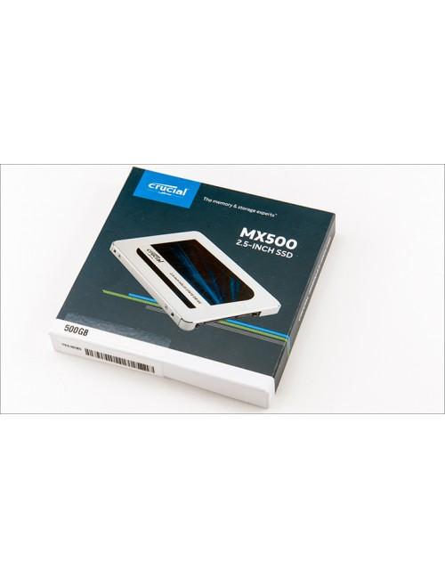 CRUCIAL SSD 500GB (MX500)
