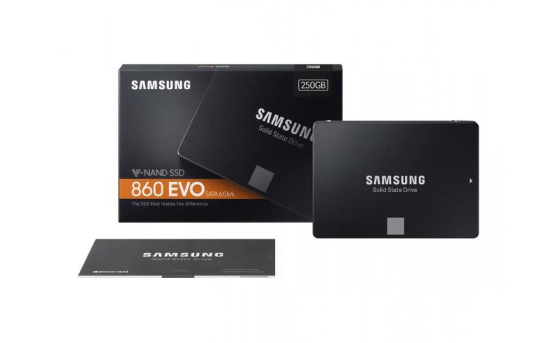 SAMSUNG SSD 250 GB (860 EVO)