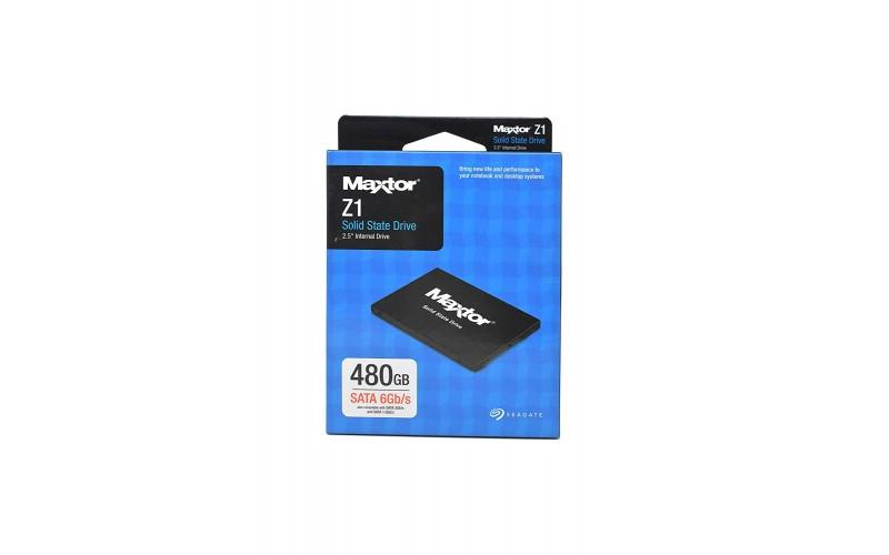 MAXTOR SSD 480 GB (Z1)
