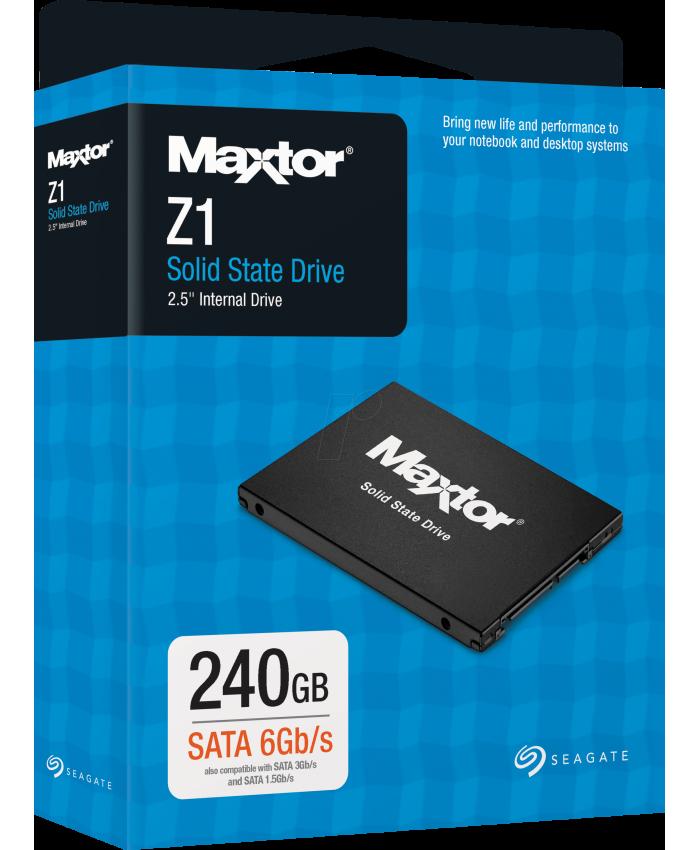MAXTOR SSD 240 GB (Z1)
