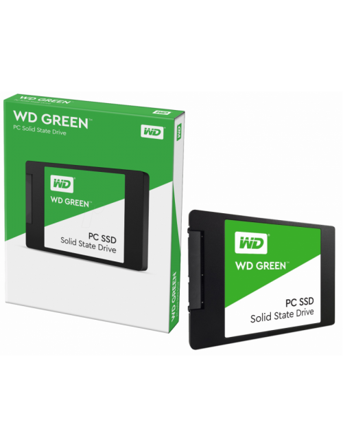 WD SSD 120 GB (GREEN)