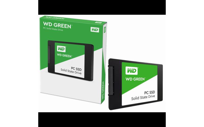 WD SSD 120 GB (GREEN)