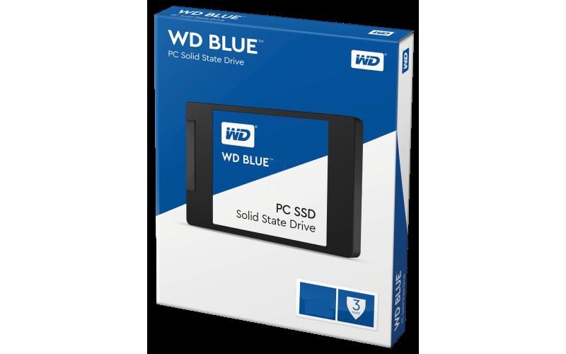 WD SSD 250 GB (BLUE)
