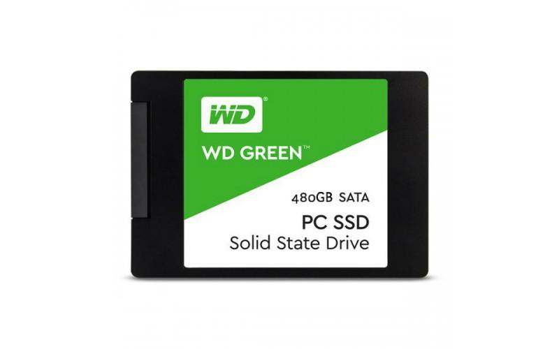 WD SSD 480 GB (GREEN)