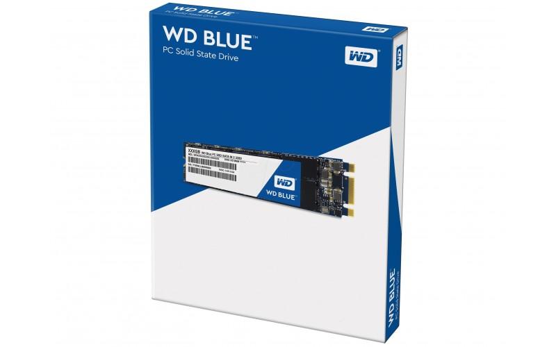 WD SSD 250 GB M.2 (BLUE)