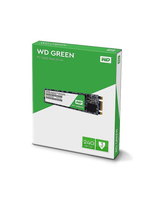 WD SSD 240 GB M.2 (GREEN)