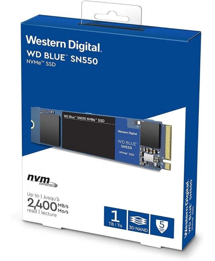 WD SSD BLUE  1TB NVME (SN550)