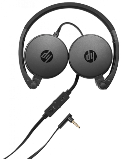 HP WIRED HEADPHONE H2800
