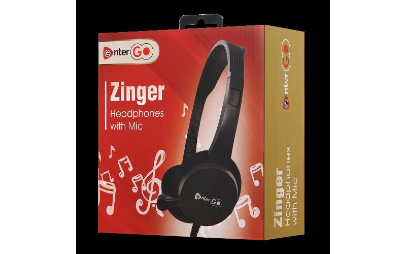 ENTERGO HEADPHONE (ZINGER)