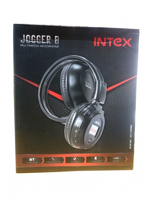 INTEX BLUETOOTH HEADPHONE (JOGGER-B)
