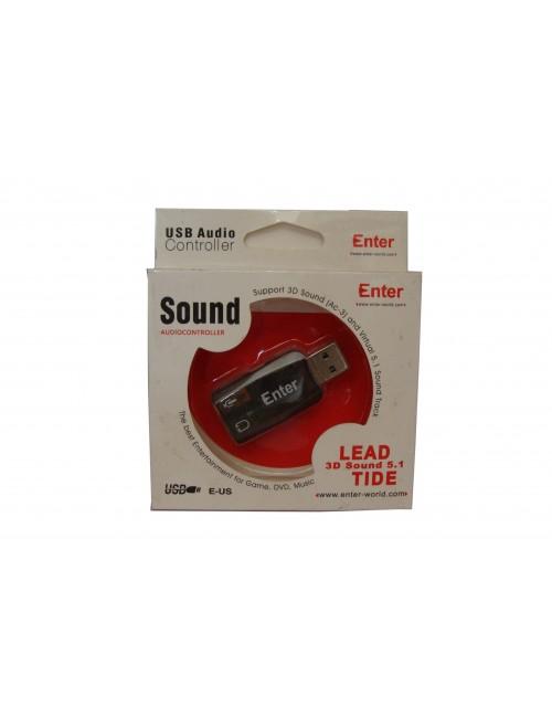 ENTER USB TO SOUND CONVERTER (E US)