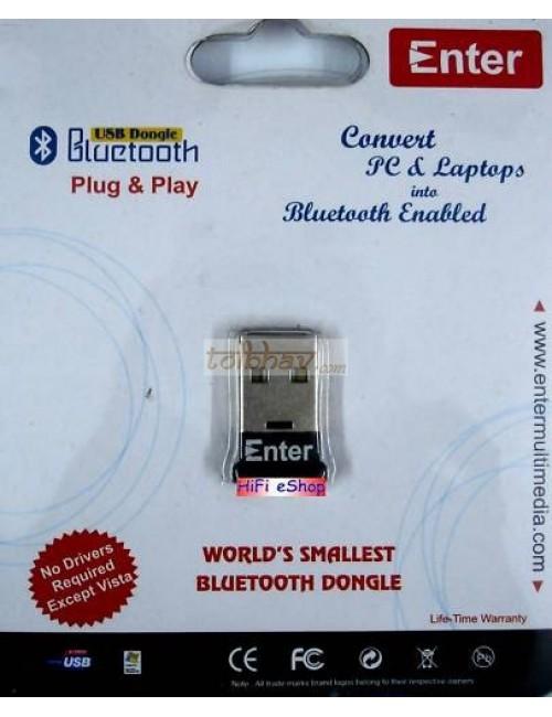 ENTER USB TO BLUETOOTH DONGLE (E UBTV)
