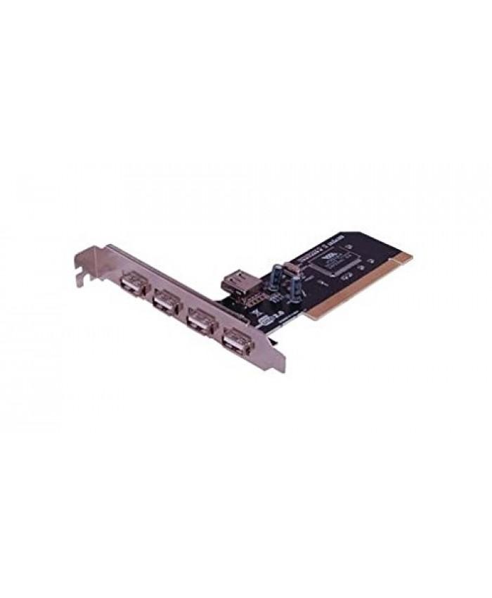 ENTER PCI TO USB 4 PORT USB CARD (E USB4)