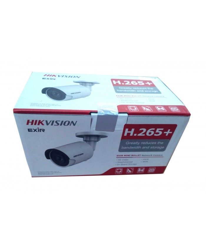 HIKVISION IP BULLET 4 MP (204WFWD I) 4mm