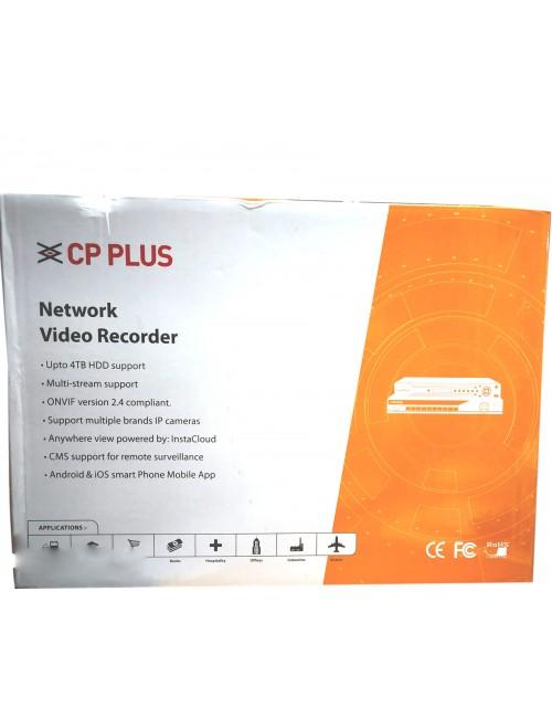 CP PLUS IP NVR 8 CH (CP-UNR-C1081-H)