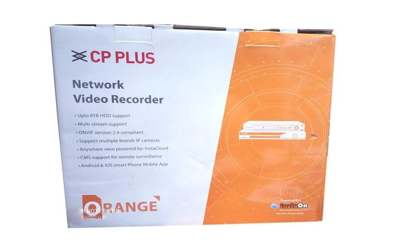 CP PLUS IP NVR 16 CH (CP-UNR-4K4162-V2)4K