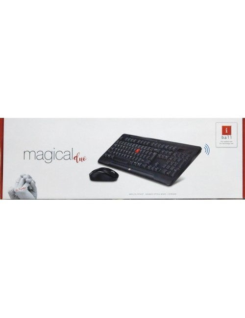 IBALL WIRELESS COMBO MAGICAL DUO