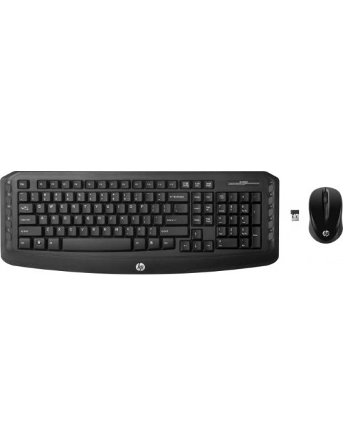 HP WIRELESS KEYBORD MOUSE COMBO