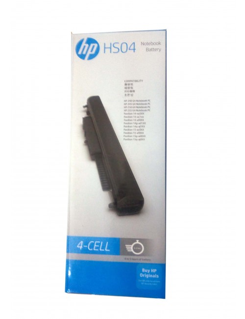 HP HS04 4-cell LAPTOP BATTERY