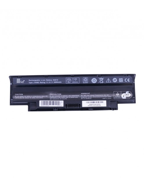 DELL INSPIRON 15R,13R,14R,17R,N5010,N5110, J1KND LAPTOP BATTERY COMPATIBLE