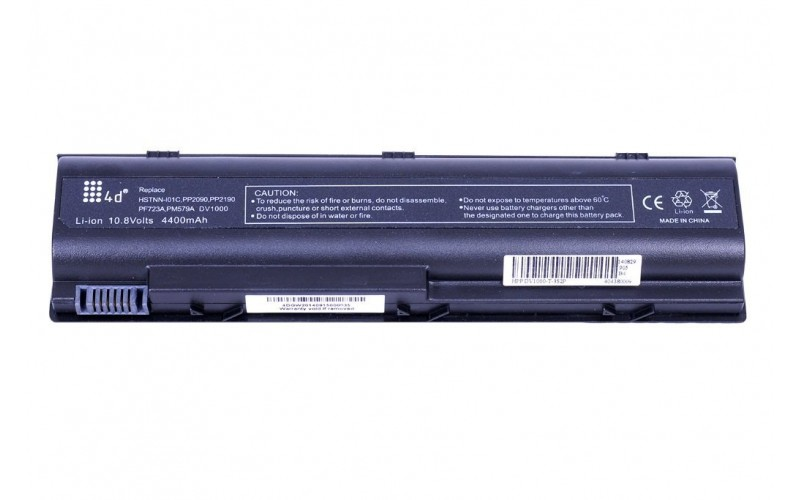 HP PAVILION DV1000 DV4000 DV5000 LAPTOP BATTERY COMPATIBLE