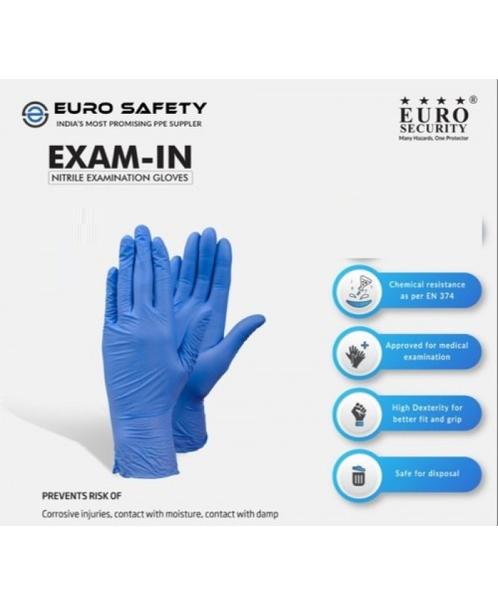 EURO SAFETY SURGICAL GLOVES (50 PAIR)