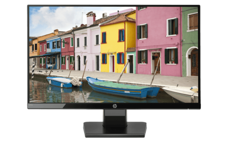 "HP LED 21.5"" WALL MOUNTABLE SERIES 22W"