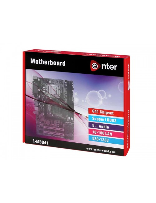 ENTER MOTHERBOARD 41 (E-MBG41)