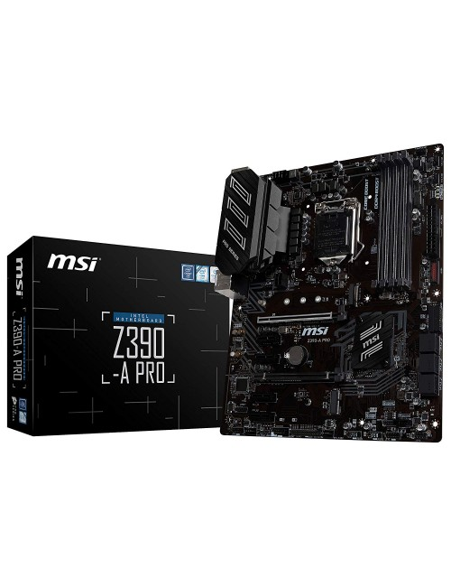 MSI MOTHERBOARD 390 (Z390-A PRO)