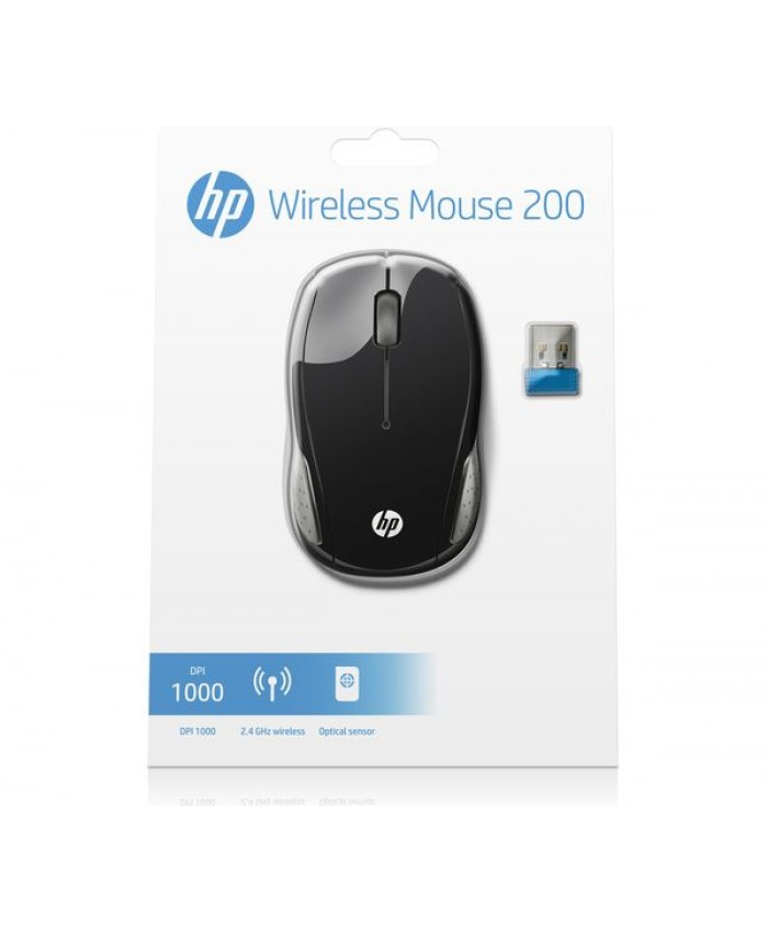 HP WIRELLESS MOUSE 200