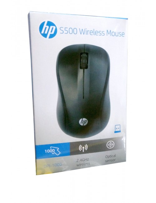 HP WIRELLESS MOUSE S500