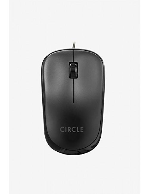 CIRCLE OP MOUSE USB CM321