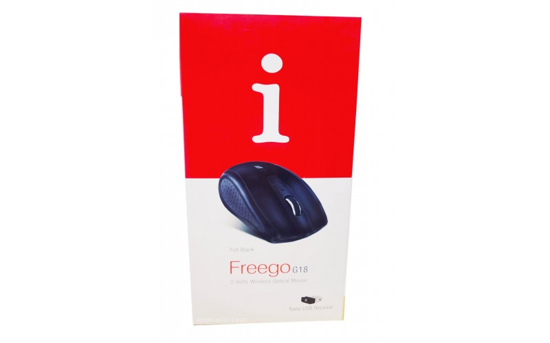 I BALL WIRELESS MOUSE FREEGO G18