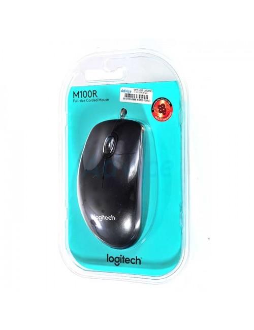 LOGITECH OP MOUSE USB M100R