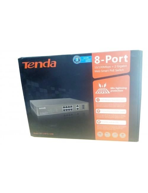 TENDA 16 PORT POE 1118P (16 + 1 GIGA + 1 SFP)