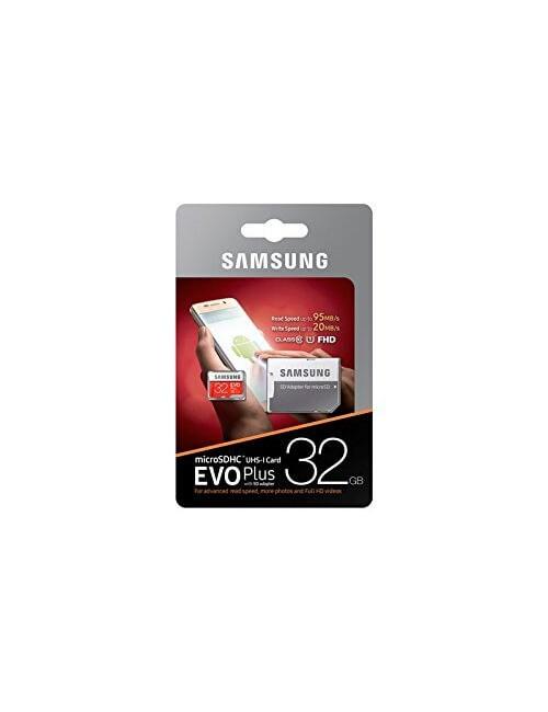 SAMSUNG MICRO SD 32 GB MEMORY CARD CLASS 10