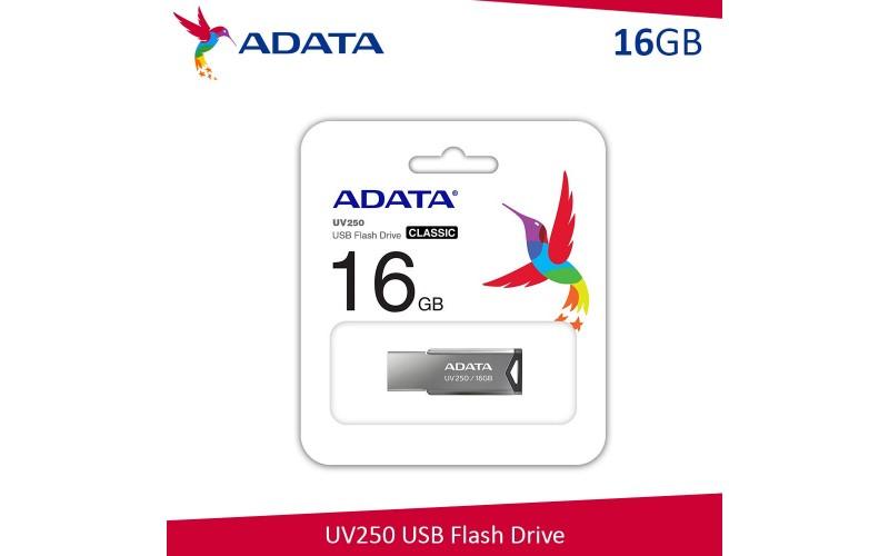 ADATA PENDRIVE 16 GB 2.0 METAL