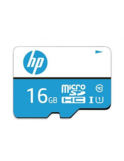 HP MICRO SD 16 GB MEMORY CARD U1