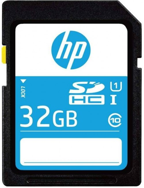 HP SD CARD 32 GB U1