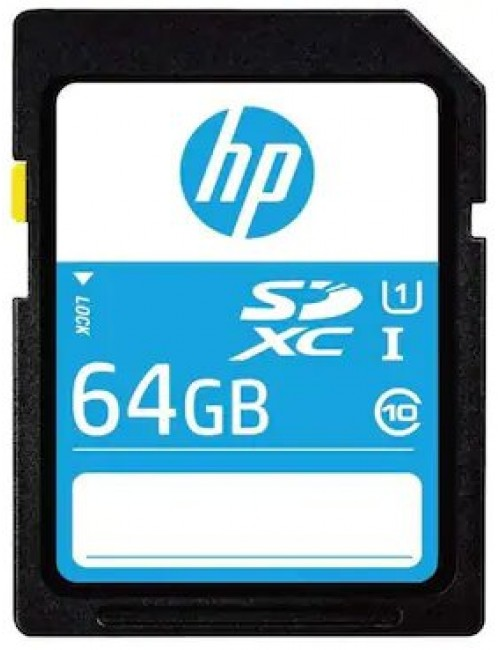 HP SD CARD 64 GB U1