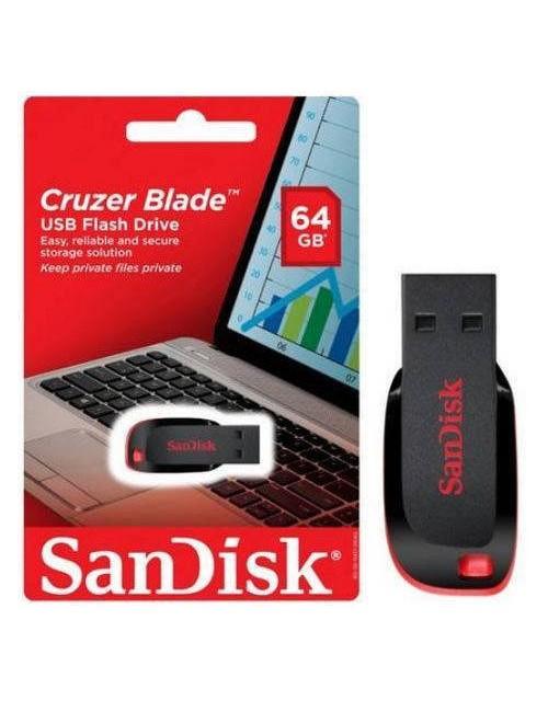 SANDISK PENDRIVE 64 GB 2.0