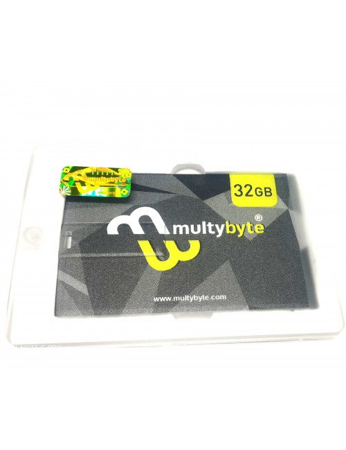 MULTYBYTE PENDRIVE 32 GB 2.0