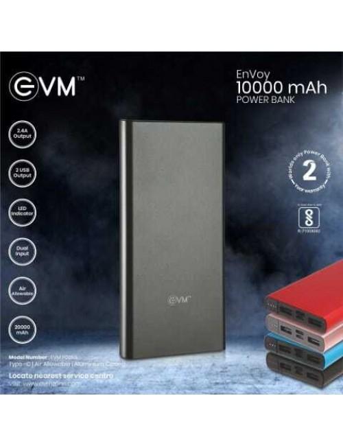 EVM POWER BANK 10000 MAH (ENVOY P0055)