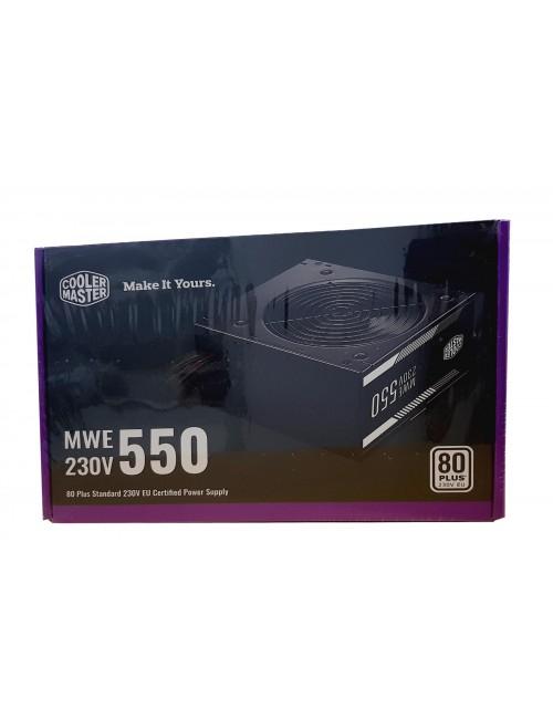 COOLER MASTER SMPS 550W (MWE 550)