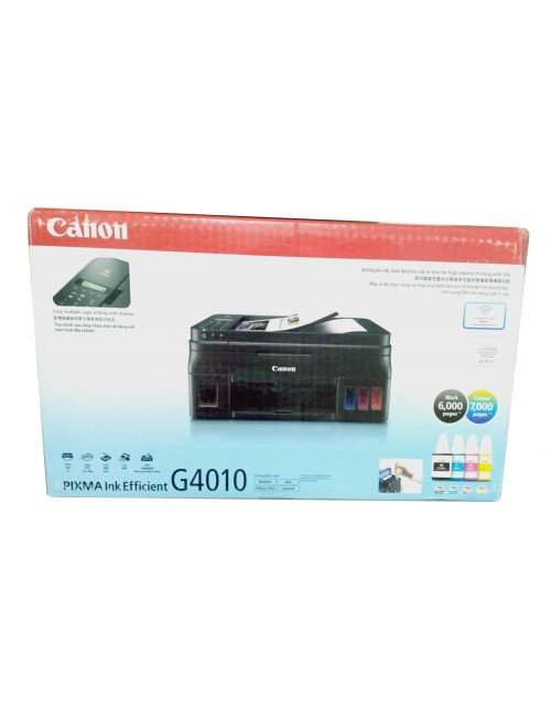 CANON G4010 WIFI MULTIFUNCTION INK TANK PRINTER