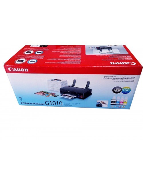 CANON INK TANK PRINTER G1010