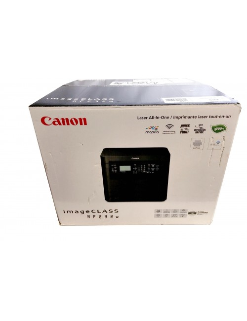 CANON LASER PRINTER MF232W MULTIFUNCTION