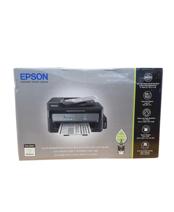 EPSON ECO TANK M205 MULTIFUNCTION PRINTER
