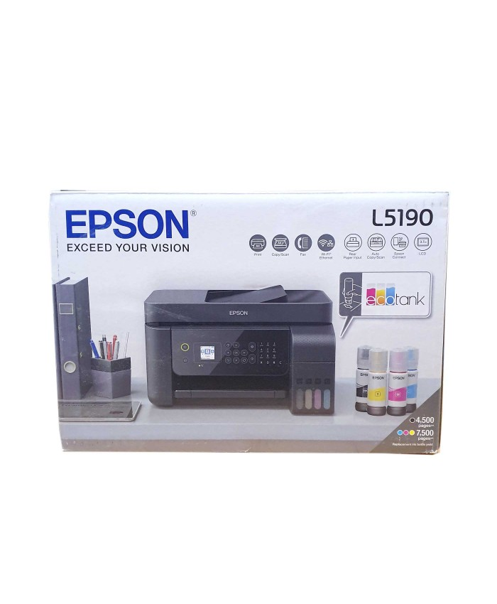 EPSON ECO TANK L5190 ALL IN ONE PRINTER